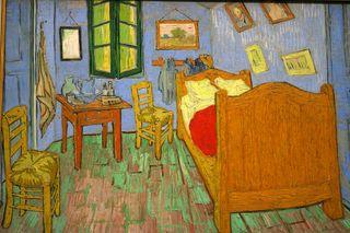 Van-gogh-bedroom